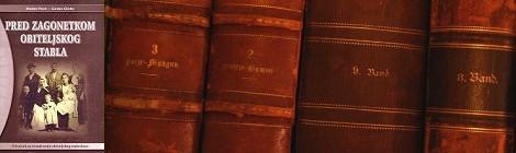 Paver Gledec Book Pred zagonetkom obiteljskog stabla