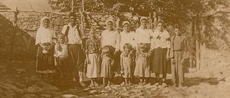 Herzegovian village of Hardomilje and it's clans